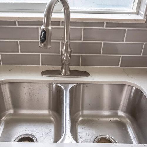 A New Kitchen Sink