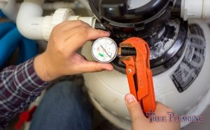 Pressure Tank Installation