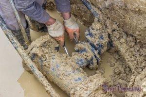 Underground Leak Repair