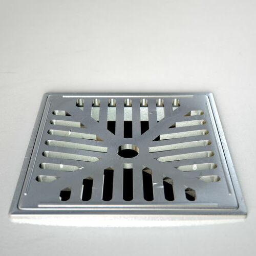 Shower Drain After a Drain Cleaning Service