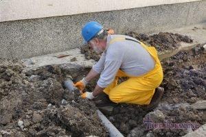 Plumbing Tunneling
