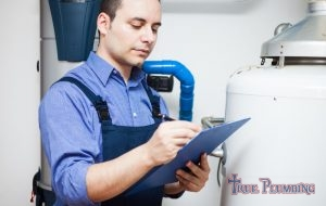 Water Heater Inspection and Testing